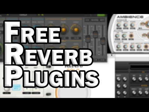 Free Reverb VST Plugins for Mixing