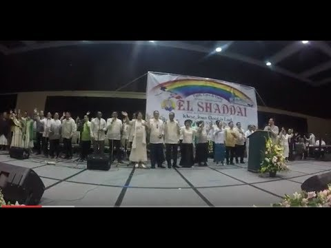 El Shaddai - Seattle Part-4  26th Anniversary Convention Center