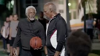 Kyrie Irving Back As Uncle Drew, Ray Allen & Baron Davis Make Appearances