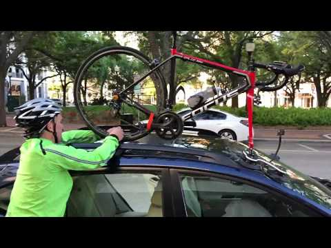 The Worlds most Innovative Bike Rack