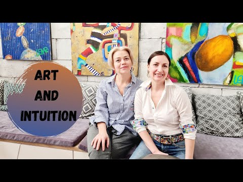 MINSK: WORLD OF  ART AND COLORS/   VISITING WORKSHOP OF THE  ARTIST ELENA RUZOVA