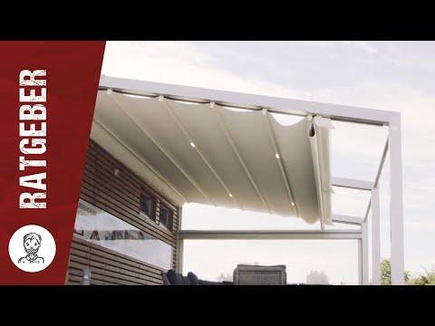 Sonnenschutz Und Beschattung Von Terrasse Und Balkon So Muss Das