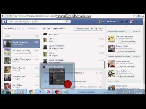 Como Enviar Musica Por Chat De Facebook,Facil Y Sin Programas
