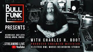 Bull Funk Studios presents Chaz - Electric Owl Works recording studio