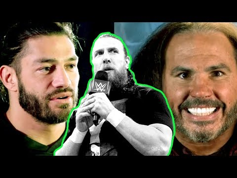 REIGNS: BEST IN-RING PERFORMER? Daniel Bryan SUMMERSLAM PLANS? Going in Raw WWE & Pro Wrestling News