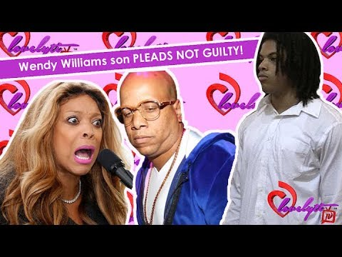 Wendy Williams' son Kevin Hunter Jr. PLEADS NOT GUILTY!