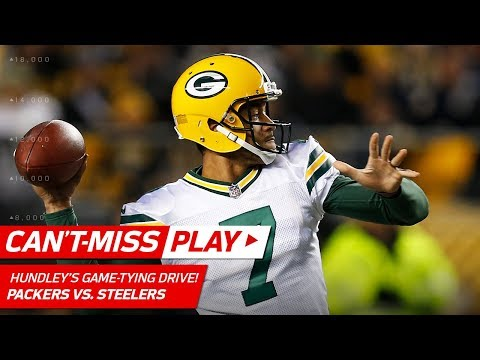 Brett Hundley Leads Game-Tying TD Drive Late in the Game! | Can't-Miss Play | NFL Wk 12