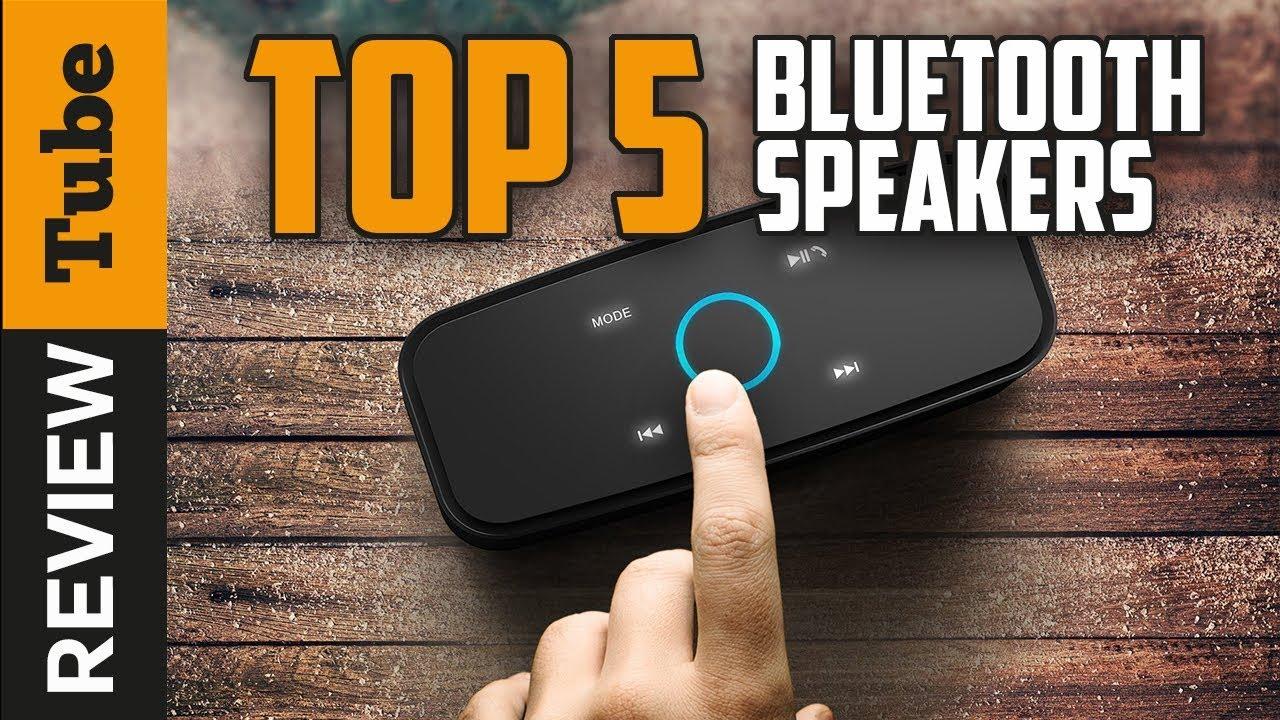 Speaker Best Bluetooth Speaker 2018 Buying Guide Youtube