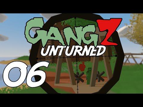 Unturned GangZ EP06 - Slippery Little ChickenFox