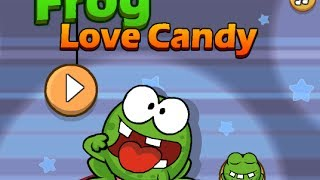 FROG LOVE CANDY Level1-15 Walkthrough