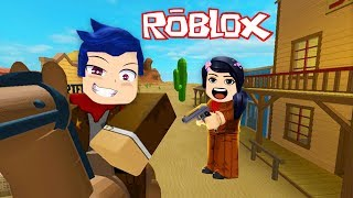 Roblox! WILD WEST BANDITS!!!