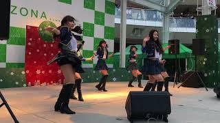 ラゾーナ川崎での1stアルバムリリースイベント1部 新曲「Give Me」が撮...