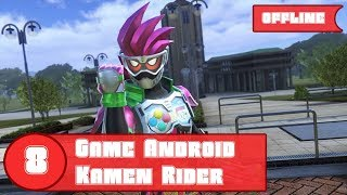 "Gambar cover 7 Android Game "" Kamen Rider "" OFFLINE! Part 2 With Download Link"