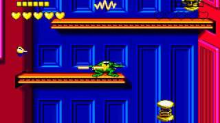 Battletoads (Genesis) - Level 8: Intruder Excluder by nahucirujano