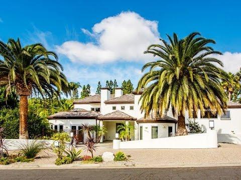 4314 Vista de la Tierra, Del Mar, CA  AARE Homes For Sale