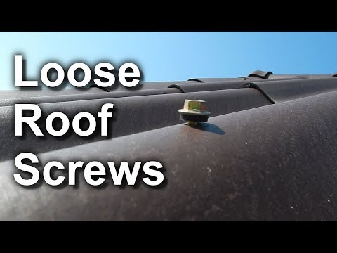 loose-roof-screws-(asbestos?-view-comments)