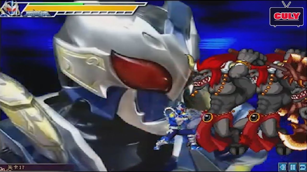 Trò chơi hành động Siêu Nhân Chiến Đấu - Cu lỳ chơi game #24 - funny  gameplay - YouTube