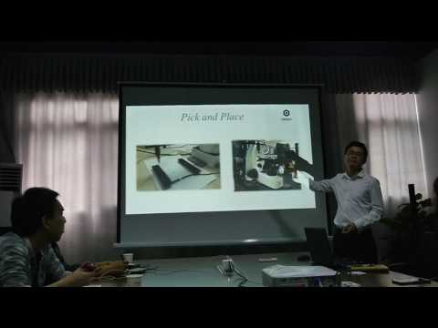 DoBot, Hardware Startup in Shenzhen, Robotic Arm [Shenzhen Makers High Tour Vol.7] 05Apr2017