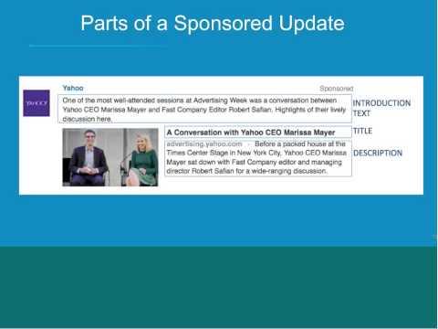 Blackrock's Guide to Successful Sponsored Updates - LIVE Webinar