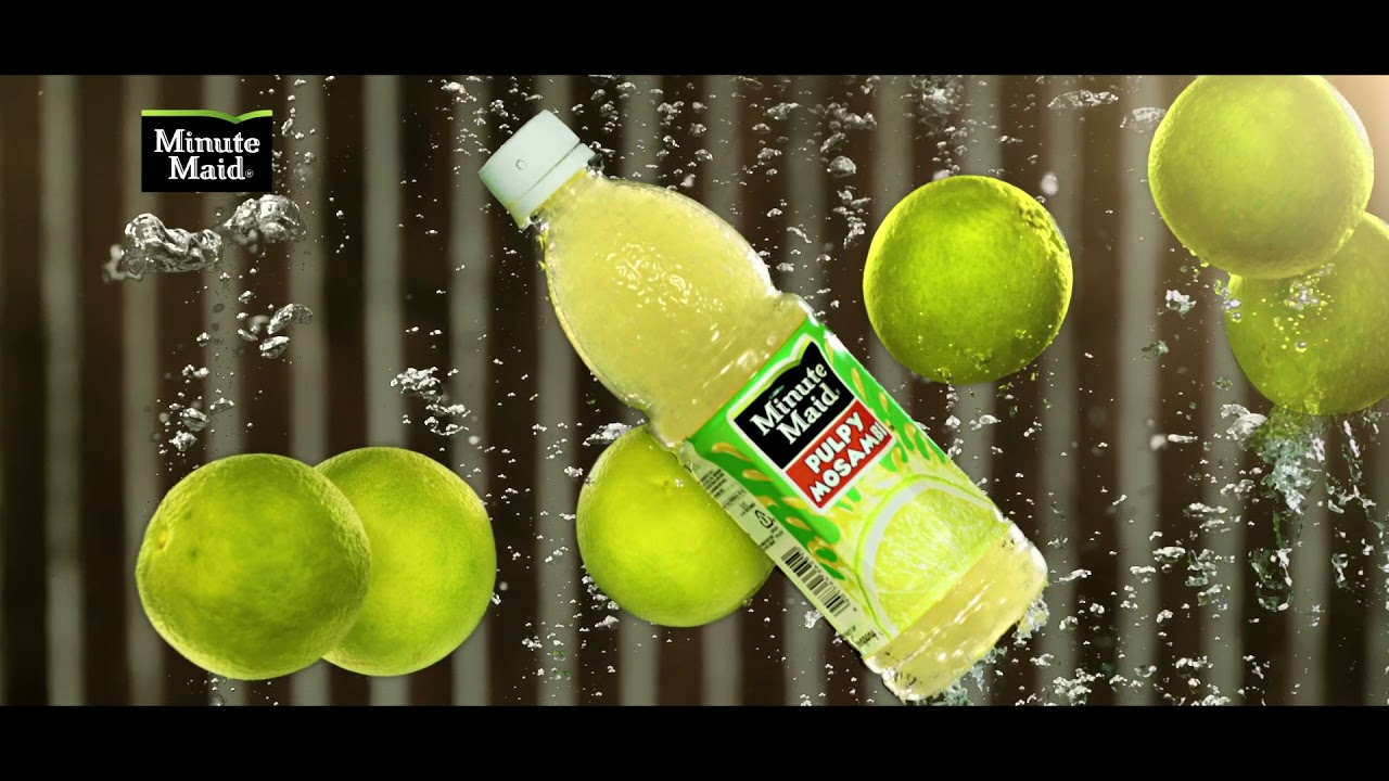 Minute Maid Pulpy Mosambi Grown In India Made For India