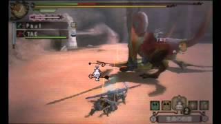 Let's Play Monster Hunter 3G Part 4