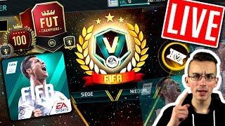FIFA 18 MOBILE: Live 😱🔥 FUT CHAMPIONS EVENT!!!
