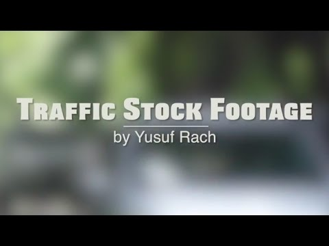 [Free Stock Footage] Traffic 1 in Jakarta, Indonesia HD