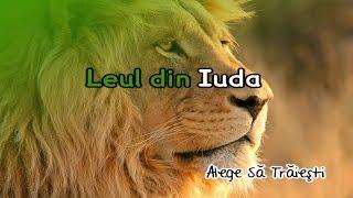 Leul din Iuda (Toflea) - Karaoke