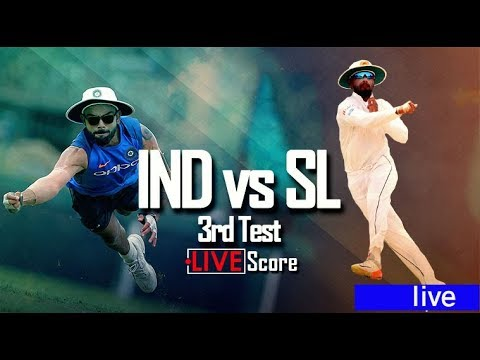 Sri Lanka vs India, 3rd Test day 3 - Live Cricket Score, Commentary 14 Aguest 2017