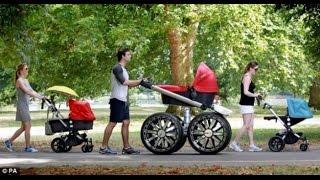 Самые дорогие детские коляски в мире.