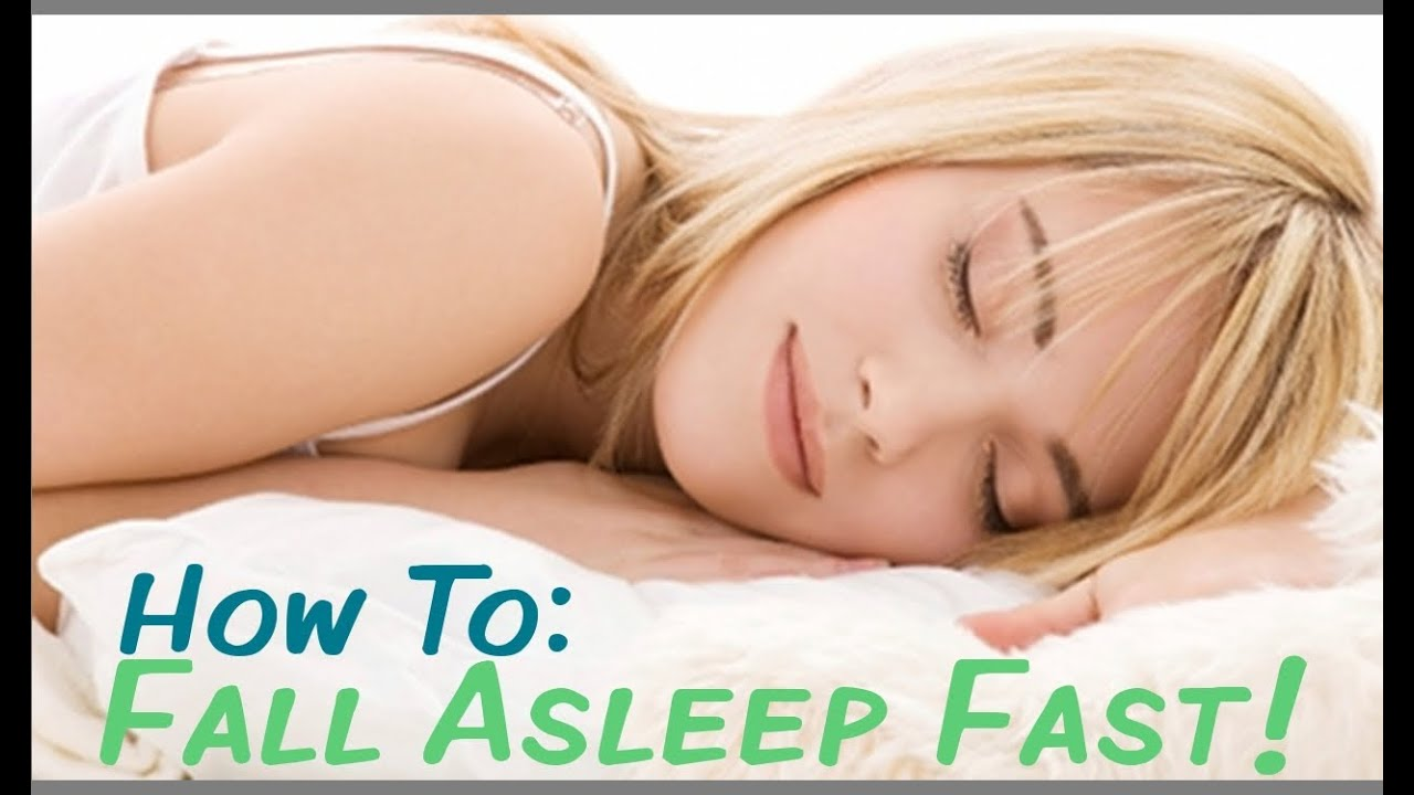 How To Fall Asleep Fast!! (proven Tricks That Work!)