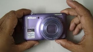 Nikon Coolpix S6400 Review: Complete Hands on full HD