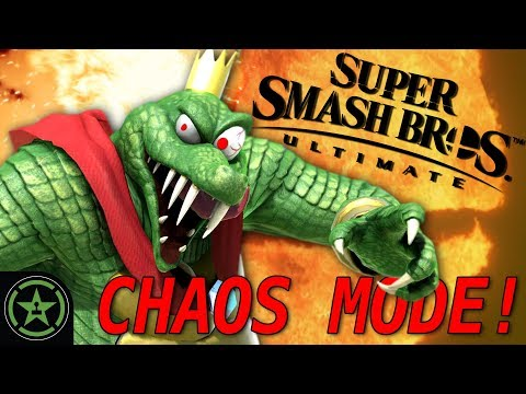 THE NEW CHAOS MODE - Super Smash Bros. Ultimate - Smash Month thumbnail