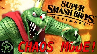 THE NEW CHAOS MODE - Super Smash Bros. Ultimate - Smash Month