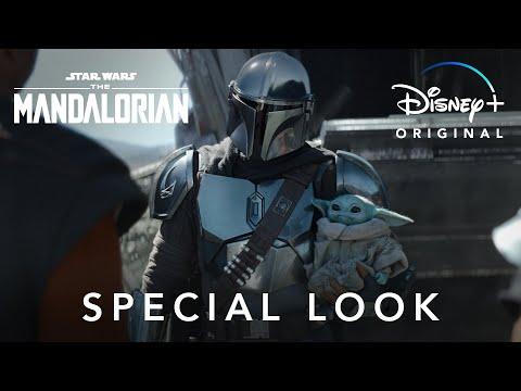 Special Look   The Mandalorian   Disney+