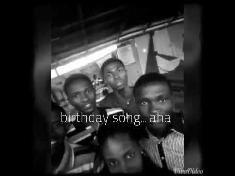 Happy birthday song by BjMusic and Family from Nigeria - YouTube