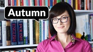 Autumn – jak to czytasz? | Po Cudzemu #147