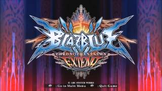 blazblue chrono phantasma extend crack mp steam