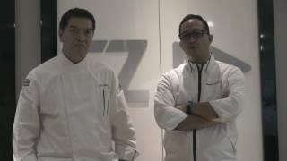 Degan Septoadji & Vindex Tengker, EZ Studio Chef Audition - Teaser