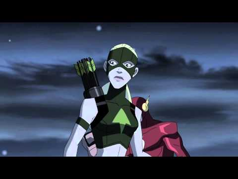 Young Justice: Invasion  Where