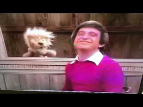 """Classic Soupy Sales and Pookie singing """"Tutti Fruiti""""."""