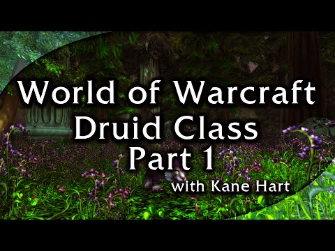 Let's Play World Of Warcraft - Druid - Part 1