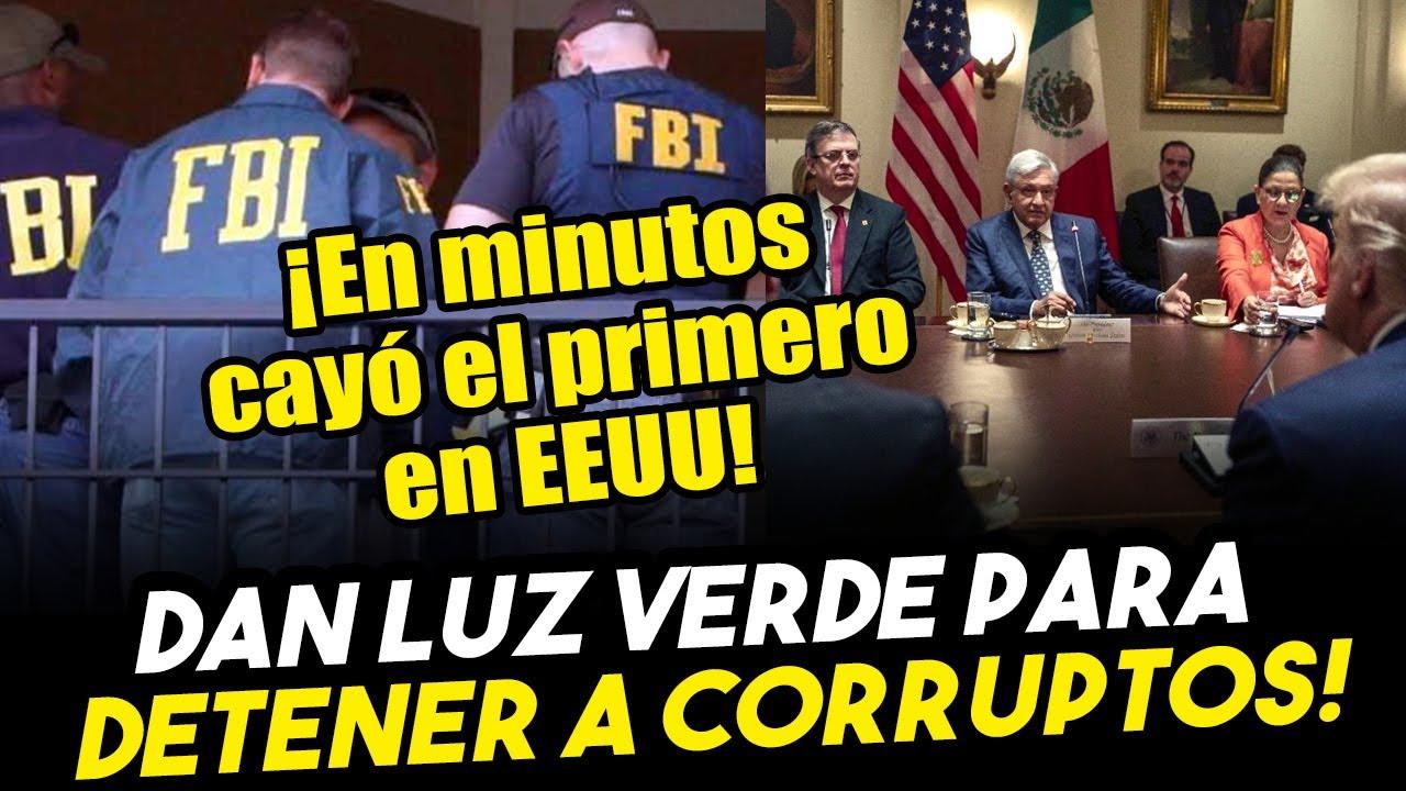Tiemblan Felipe y cómplices! Trump y Obrador dan luz verde en EEUU