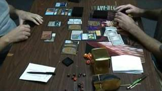 Sci-Fi Genre Vintage Tournament 11-14-2010 Round 5 Game 1 Part 2/2