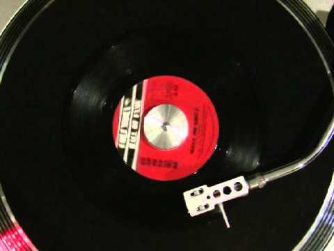 Chicago - Make Me Smile 45 RPM vinyl