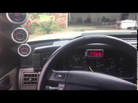 '92 LX Auto swap