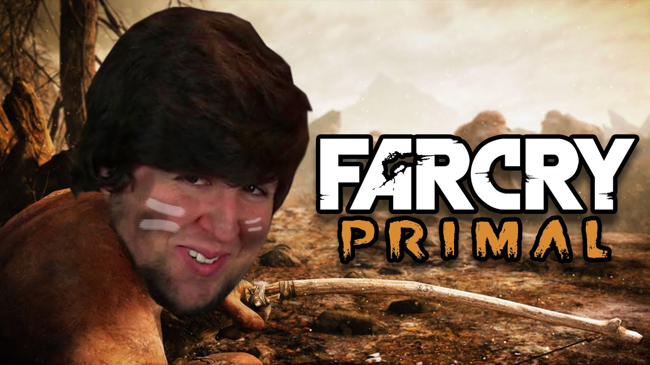 Jon Goes Primal (Far Cry Primal)