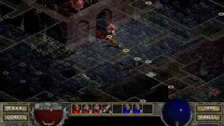 Diablo 1 - Killing The Butcher