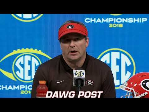 Kirby Smart: We Are Definitely One of the Best Four teams in the country