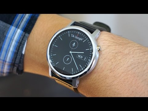 Motorola Moto 360 (2nd Generation) Review | Pocketnow